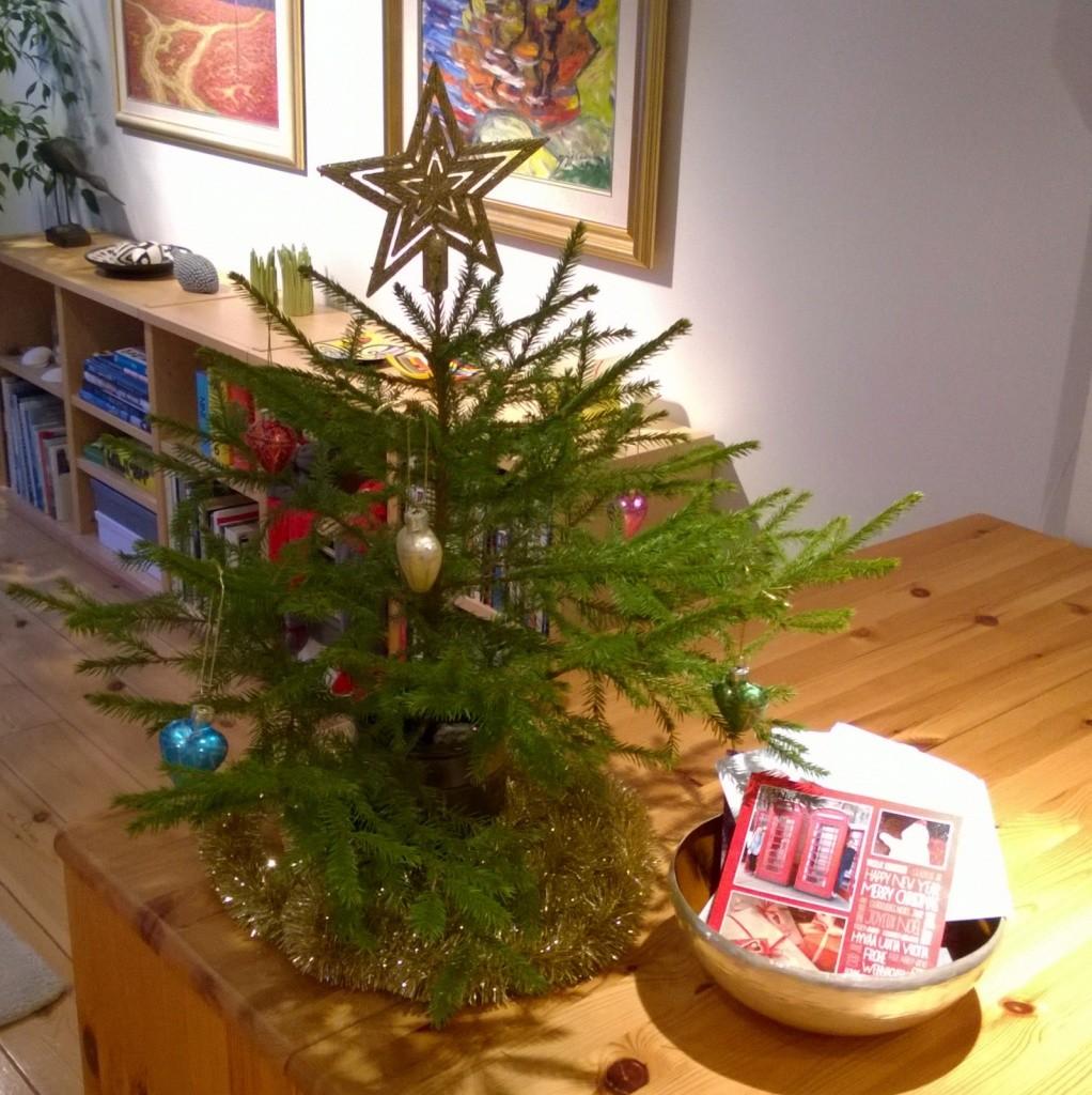Pieni joulukuusi