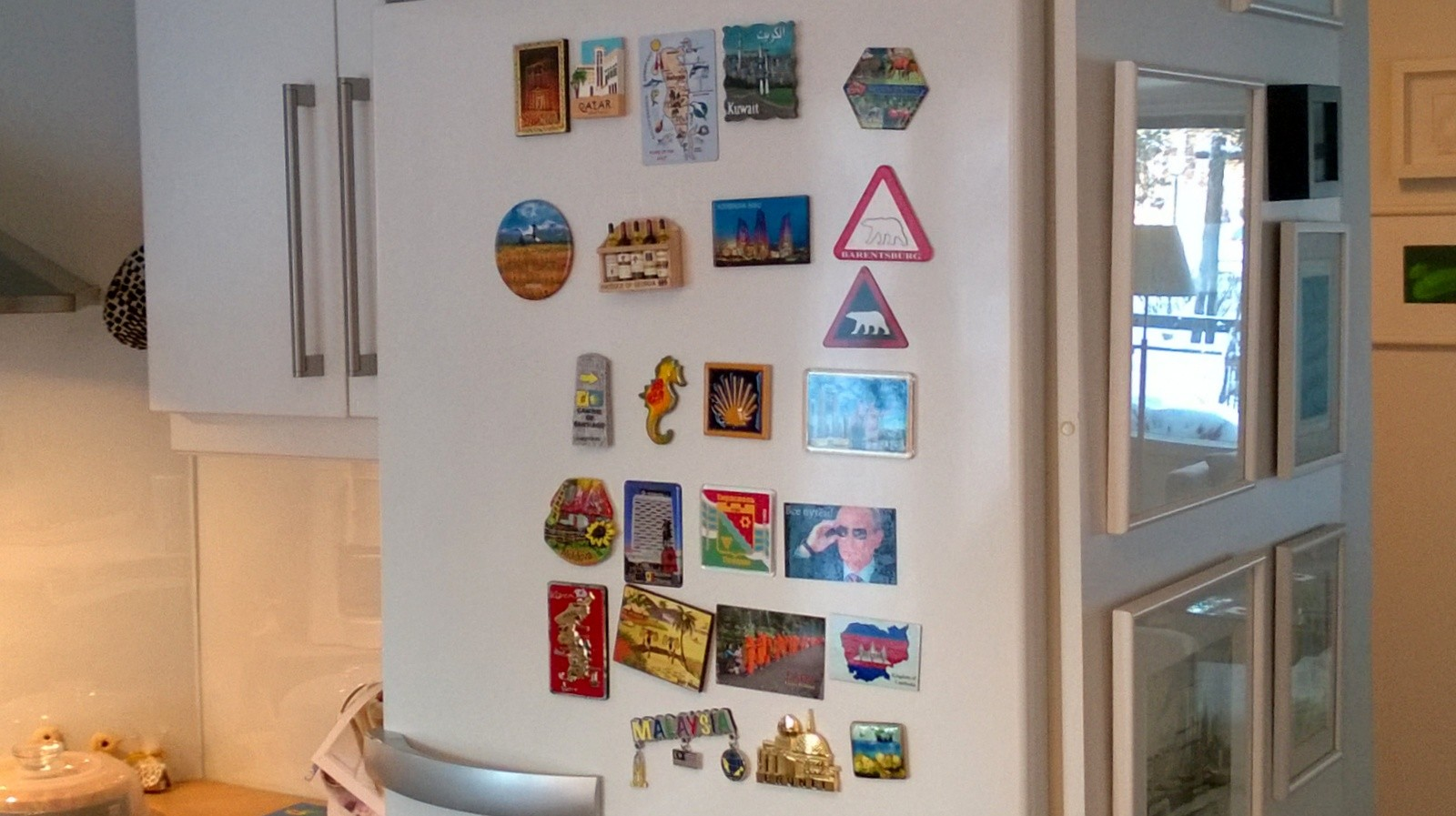 Frigde magnets 2014