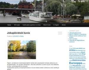 Meriharakka.net archive story 2012