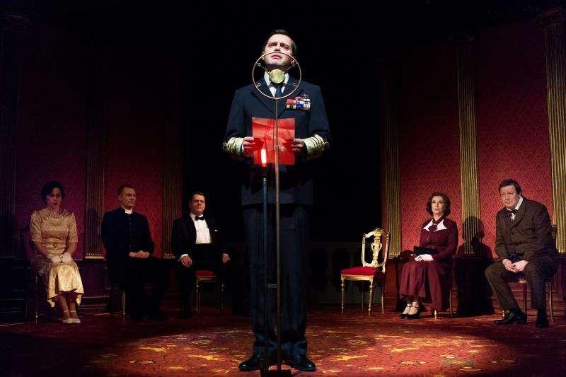 Porin teatteri Kuninkaan puhe Bertie