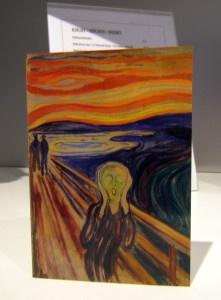 Huuto Munch Edvard Munch