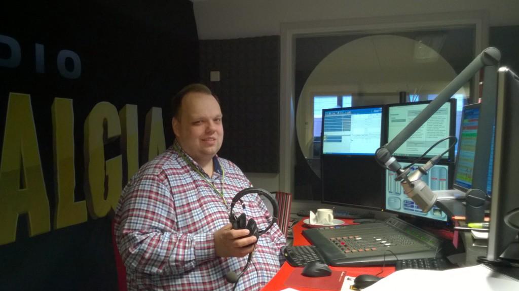 Markus Parkkinen Radio Nostalgia