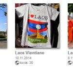 Picasa-albumit Aasian matkaltamme