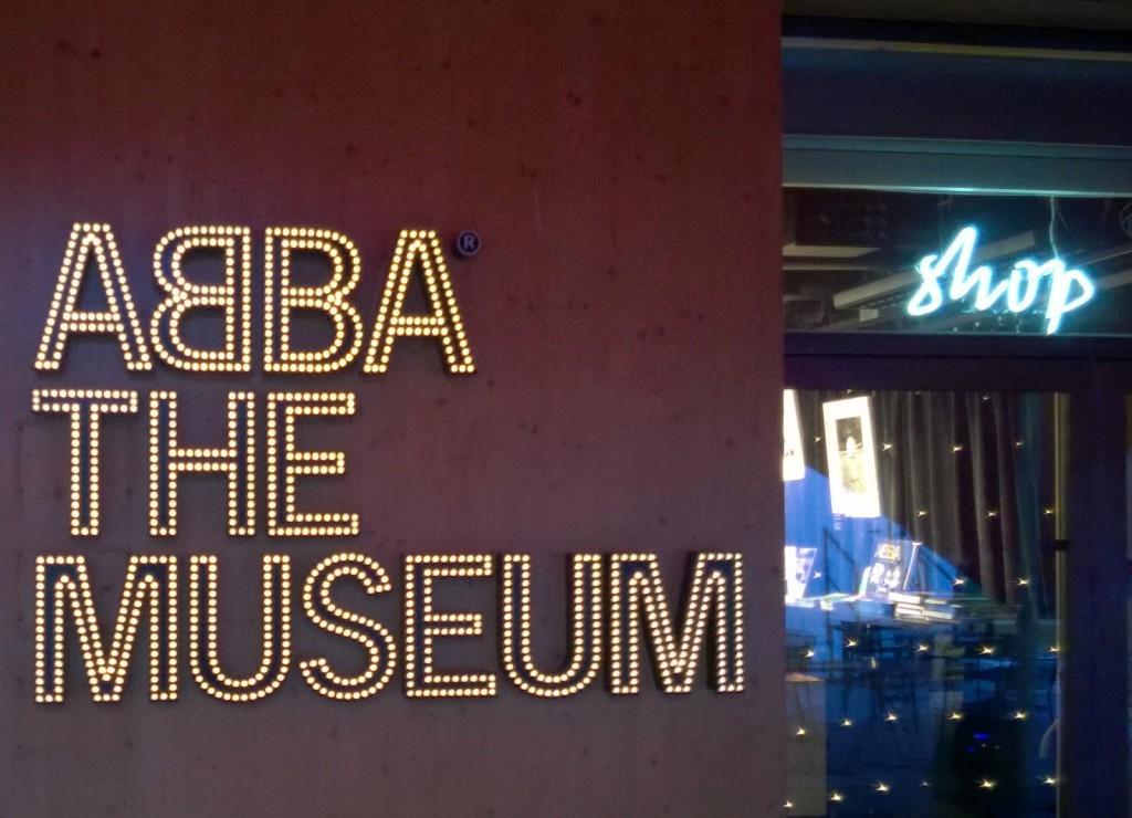 Abba museet Stockholm