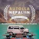 Autolla Nepaliin maailmanmatkaajan silmin
