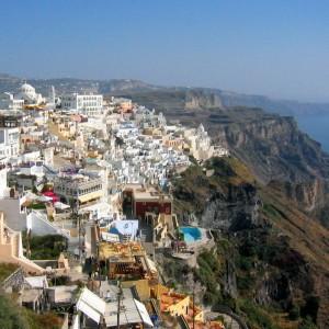 Santorini Kreikka