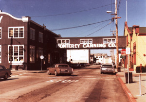 Monterey Cannery Row 1982