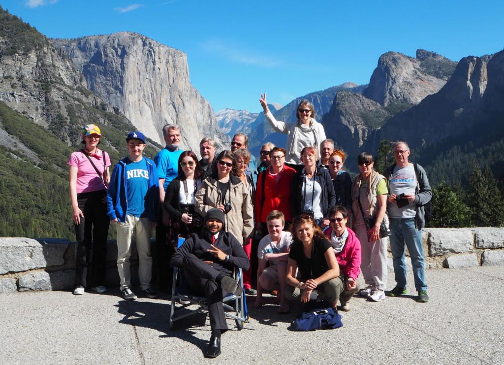Yosemite Albatros group