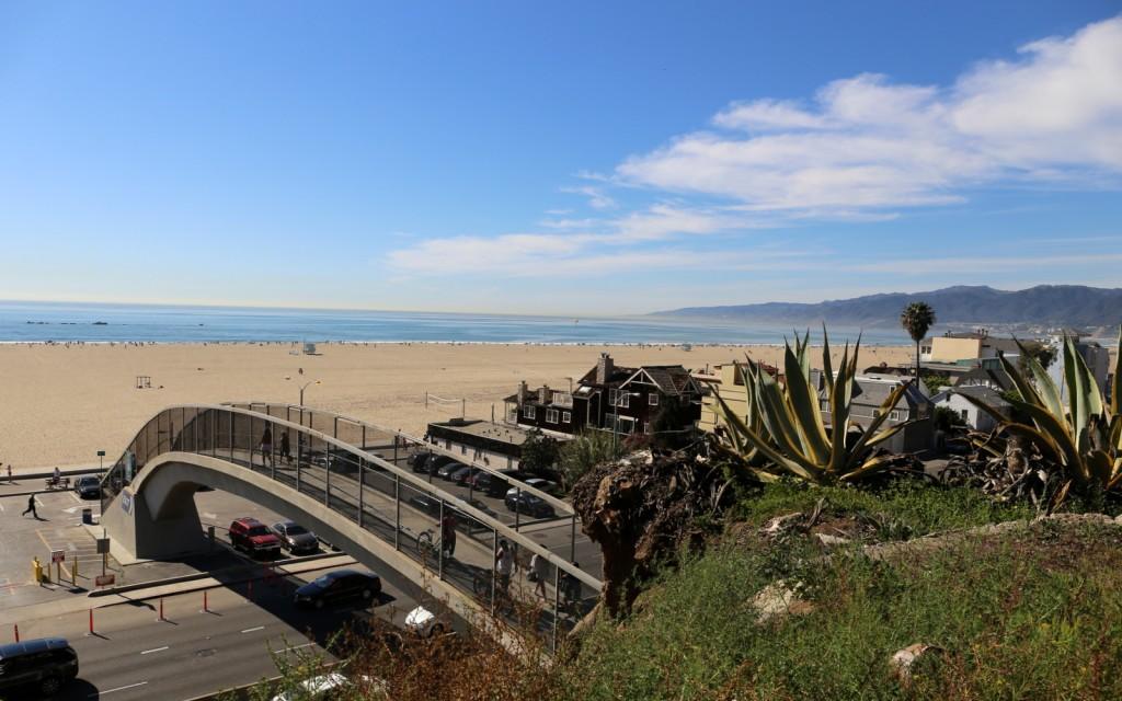 Santa Monica Tyyni valtameri