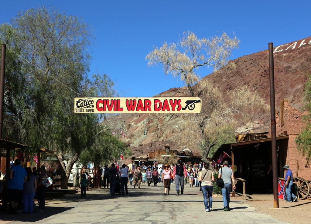 Calico Civil War Day