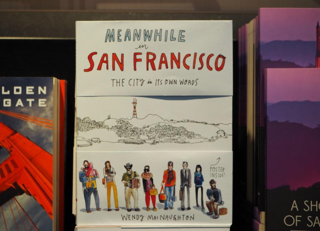 San Francisco books