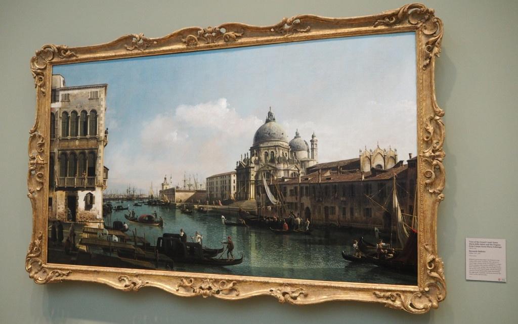 Grand Canal Bellotto
