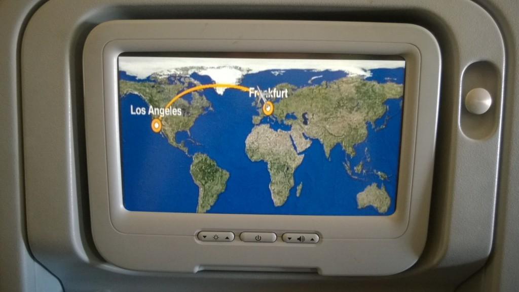 Lufthansa Frankfurt Los Angeles
