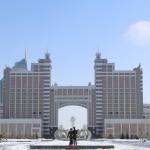 Astana, Kazakstan, -19 astetta