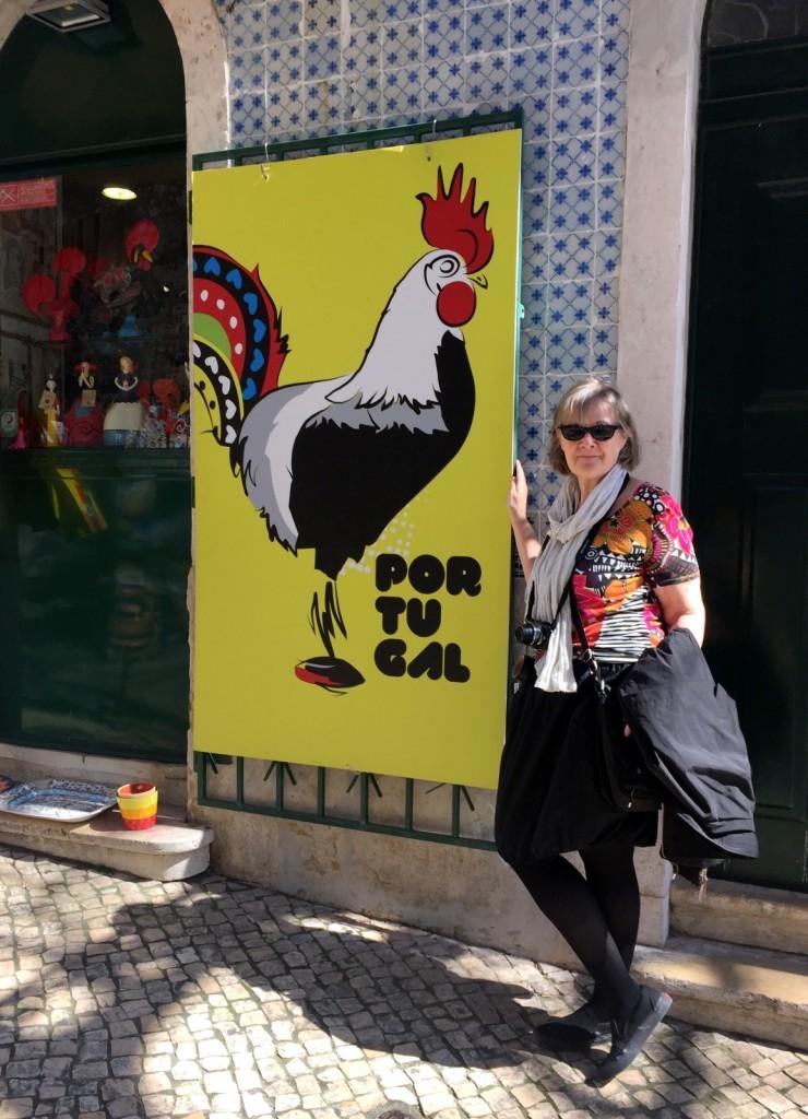 Lissabon Portugal Turisti