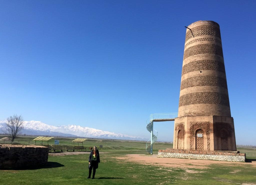 Burana-torni Kirgiisia