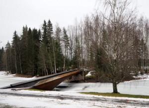 Serlachius Taavetinsaari silta