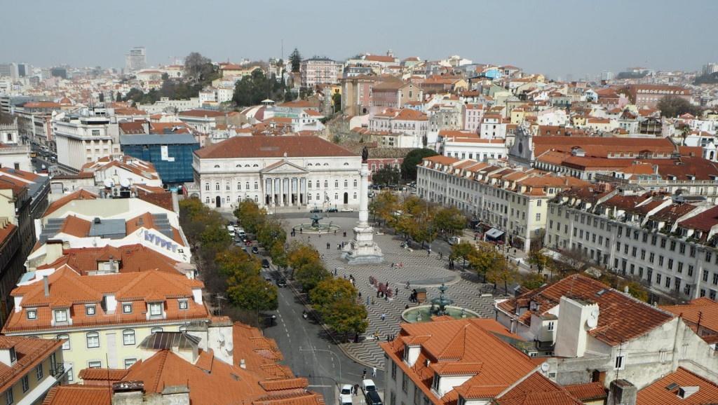 Lissabon Santa Justa