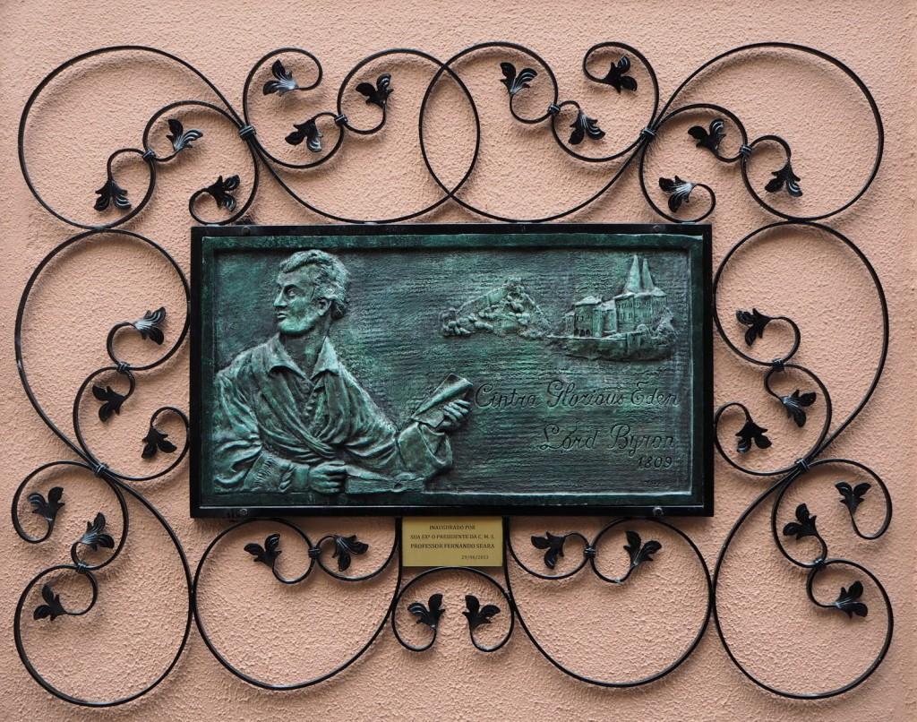 Sintra Lord Byron