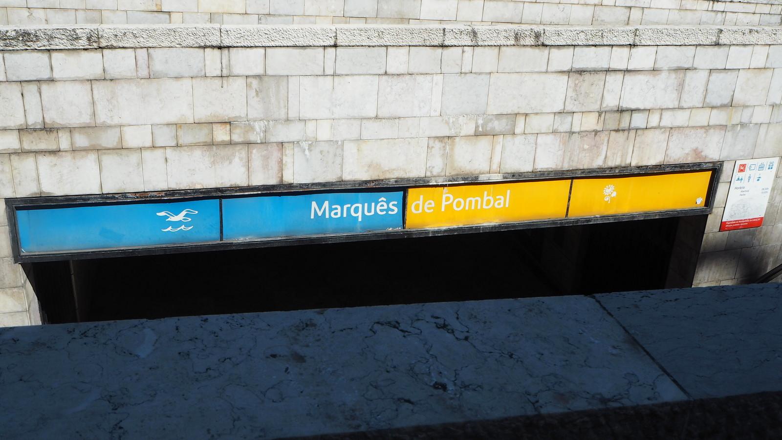 Lissabon Metro