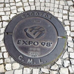 Portugalin maailmannäyttely 1998  Lissabon Portugal