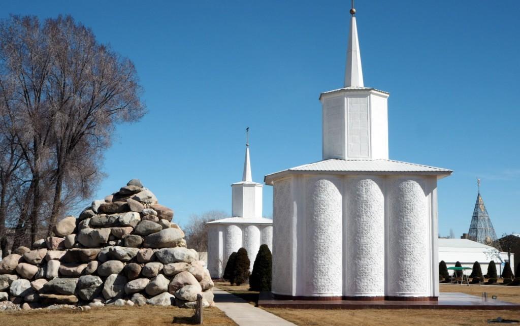 Uskontojen puisto Issyk-Kul