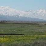 Pari päivää Kirgiisiassa