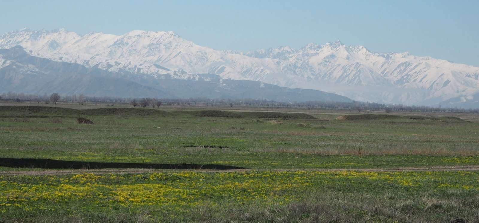 Kirgiisia