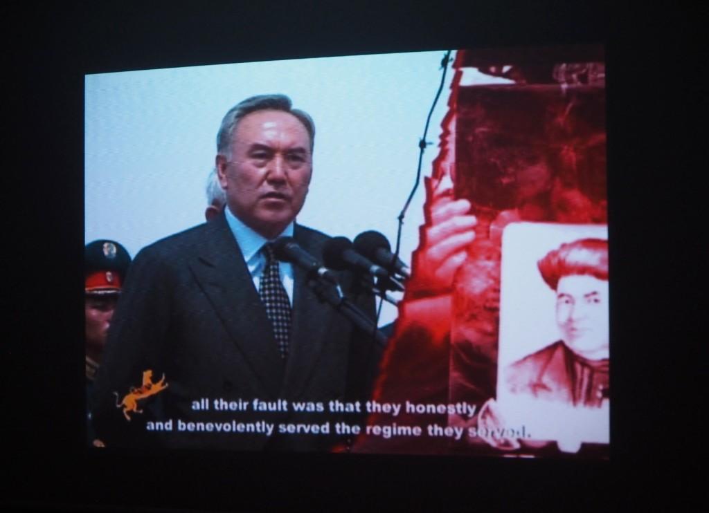 Alzhir Gulag Astana president of Kazakhstan