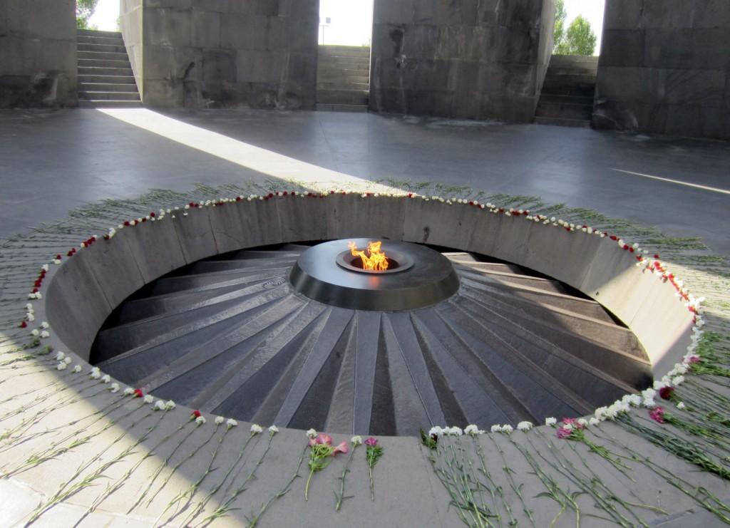 Kansanmurhan muistomerkki Jerevan