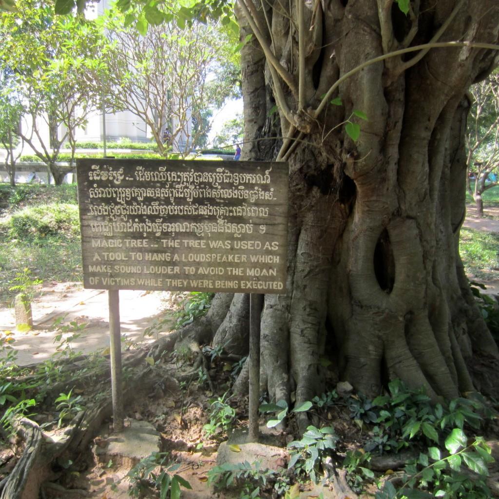 Kuoleman kentät Phnom Penh