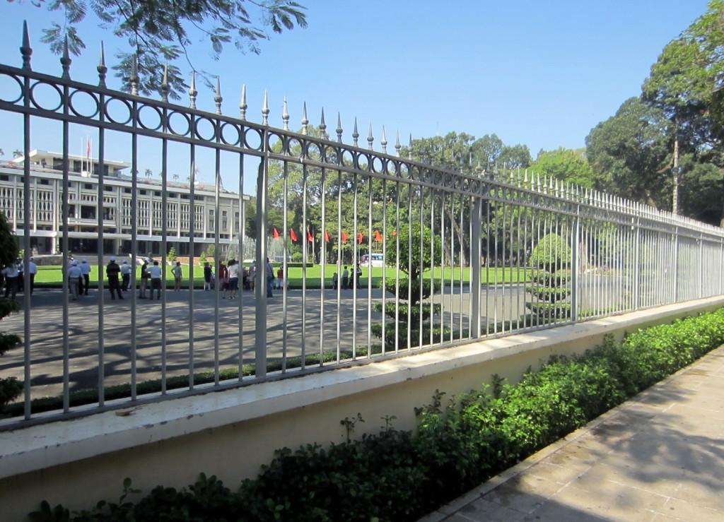 HCMC Presidentin palatsi