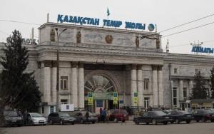Almaty rautatieasema