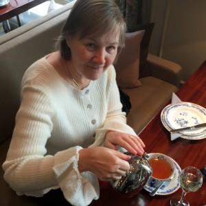 Afternoon Tea Salutorget Helsinki