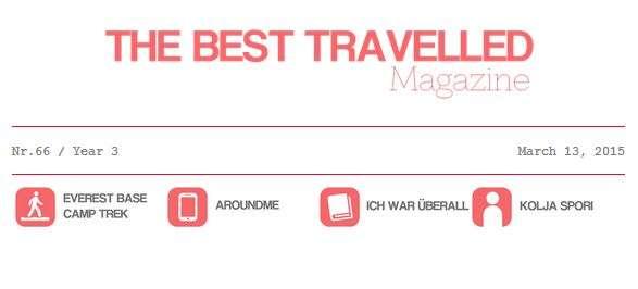 TheBestTravelledMagazine