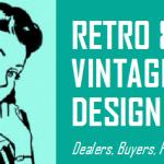 Retro & Vintage + Design Expo