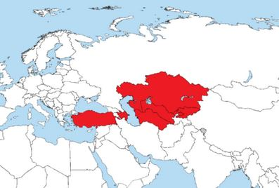 Turkic countries