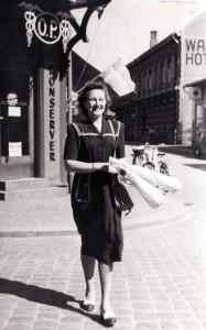 Farmaseutti vuonna 1948