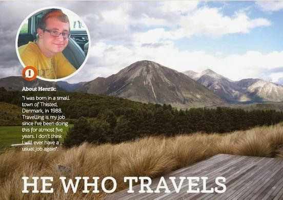 Henrik Travel Belavia