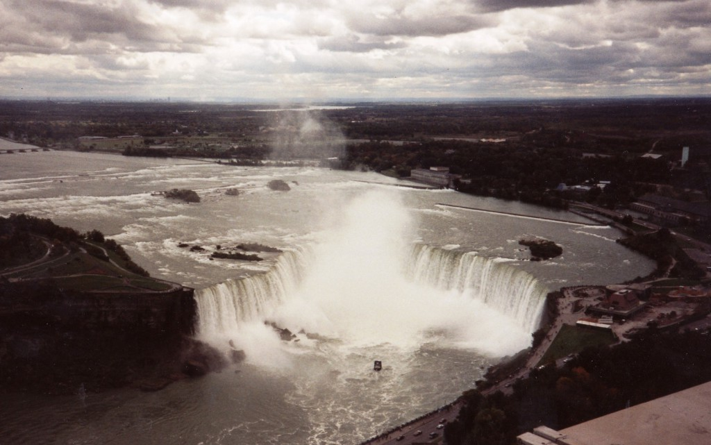 Niagara Kanada Hevosenkenkä