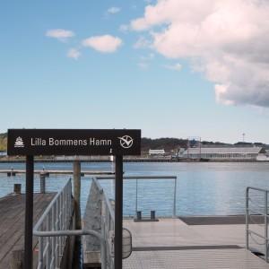 Lilla Bommen satama