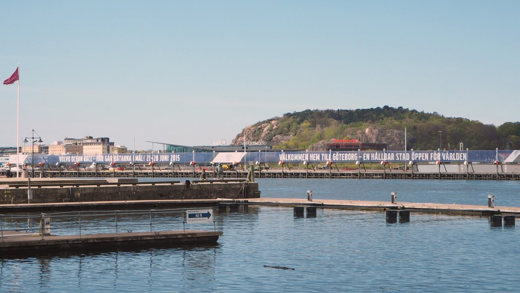 Göteborg satama