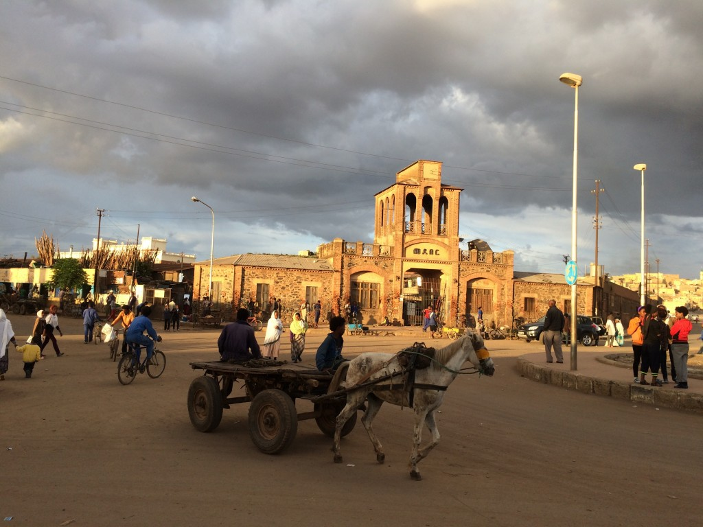 Asmara Jason Around the World