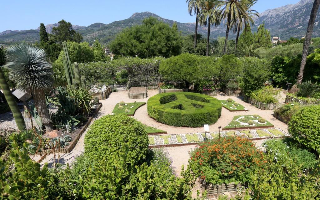 Jardin Botanique Sóller