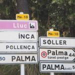 Mallorcaa vuokra-autolla