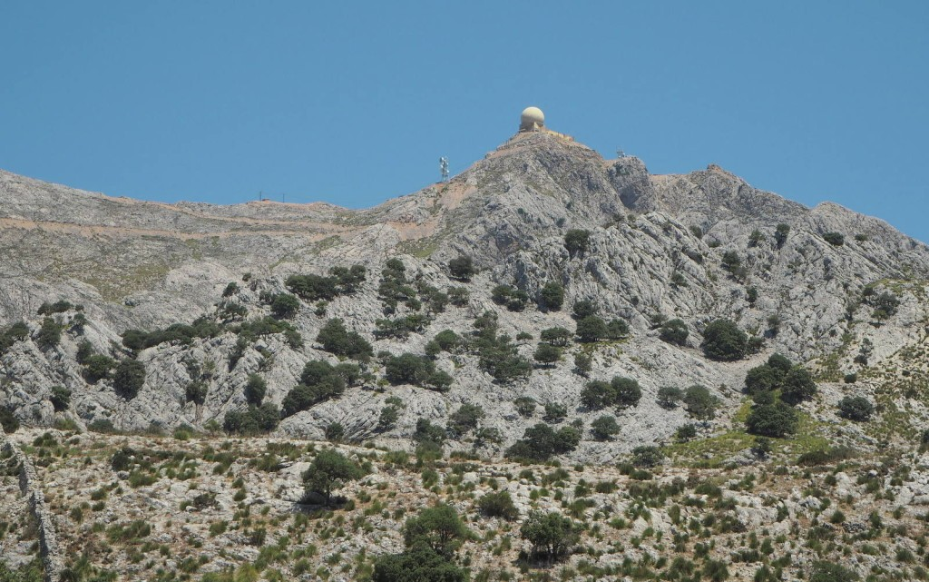 Serra de Tramuntana Puig Major
