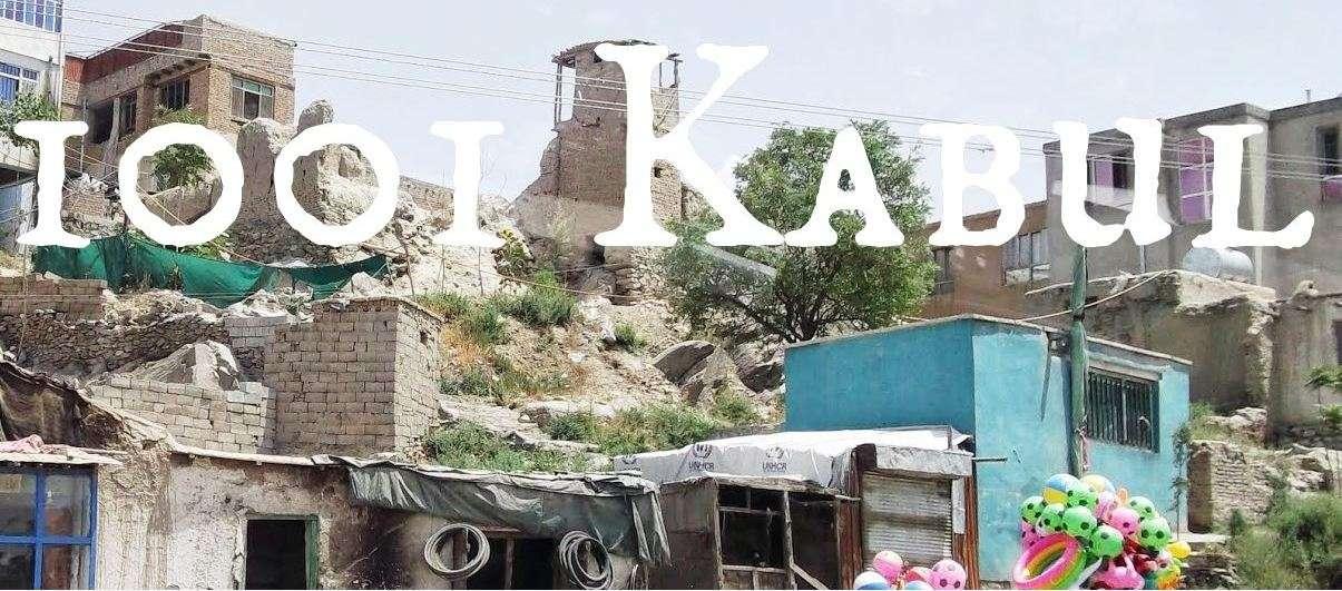 1001 Kabul blogista