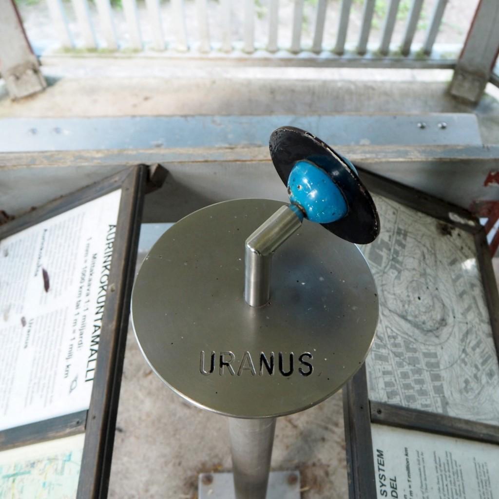 Laajalahti Espoo Uranus