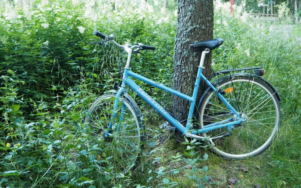 Laajalahti Espoo pyöräretki