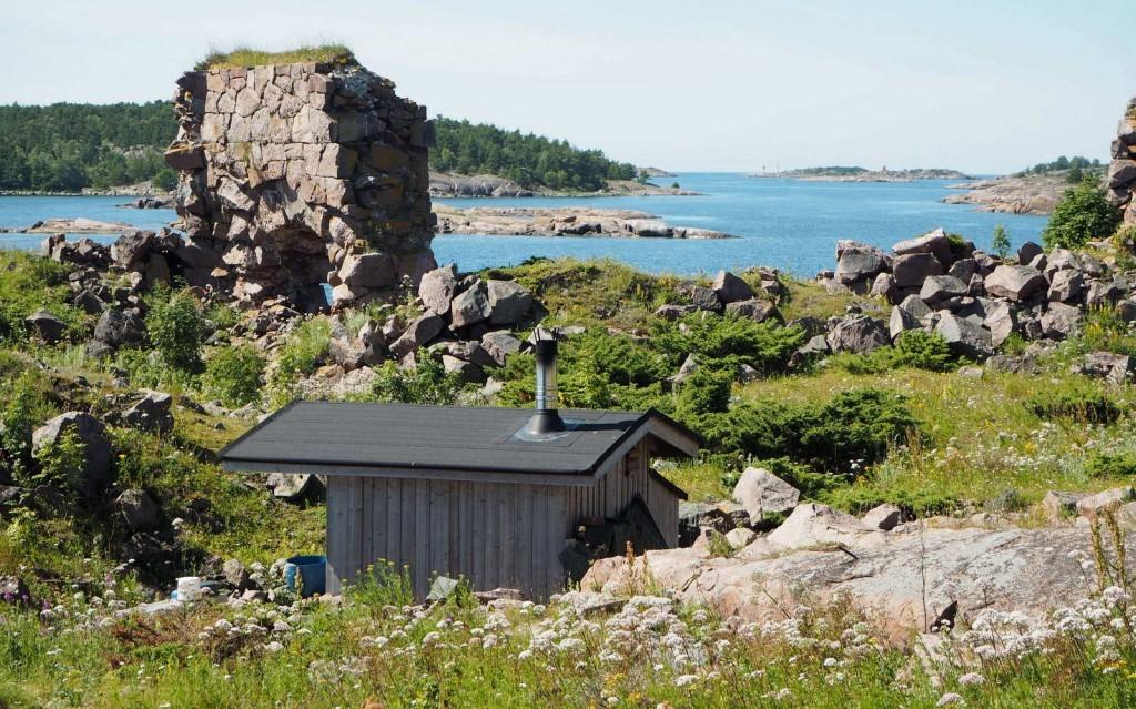 Gustavsvärn sauna